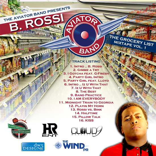 B. Rossi - The Grocery List vol.1