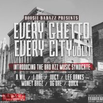 Boosie Badazz - Every Ghetto Every City Vol. 1